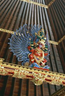 Free Temple Idol Stock Image - 4562511