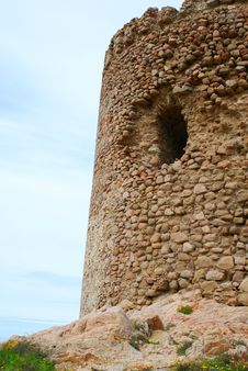 Free Old Tower Royalty Free Stock Photography - 4562917