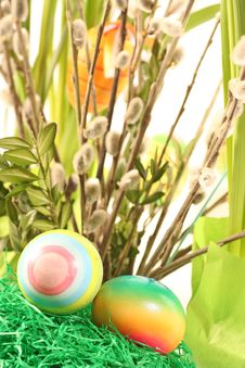 Free Happy Easter Royalty Free Stock Photo - 4564045