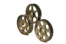 Free Cogwheels On White Royalty Free Stock Photos - 4564138