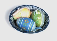 Free Easter Eggs Royalty Free Stock Photos - 4564588