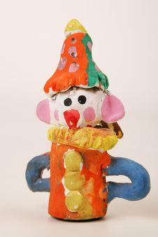 Free Petrushka Doll Stock Images - 4564934