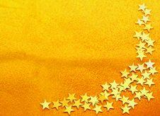Free Background With Corner Of Stars Stock Photo - 4566320