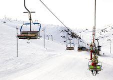 Free Ski Center Mavrovo Royalty Free Stock Image - 4566906