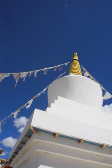 Free Stupa Royalty Free Stock Photography - 4567407