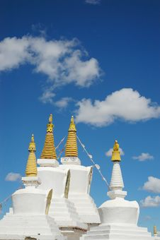 Free Stupa Royalty Free Stock Images - 4567419