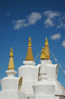 Free Stupa Stock Photos - 4567423