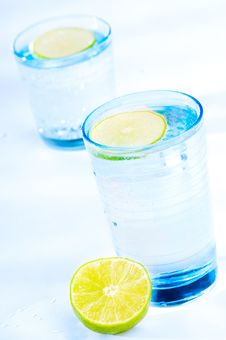 Free Refreshing Drink Royalty Free Stock Photo - 4567985