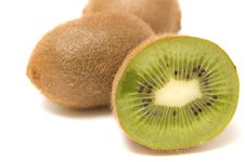 Free Kiwi Fruit Isolated Royalty Free Stock Photo - 4568015