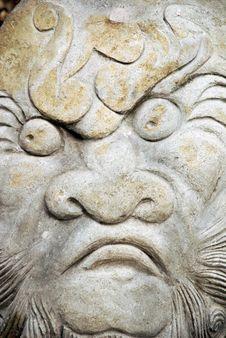 Free Chinese Folk Fresco Stock Images - 4568544