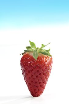 Free Starwberry Isolated Stock Images - 4568744