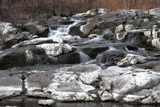 Free Karachunovsky Falls (small) Stock Photos - 4568853