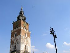 Free The Tower Town Hall Stock Photography - 4569792