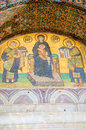 Free Mosaic Panel From Hagia Sophia, Istanbul, Turkey Stock Photo - 4572050