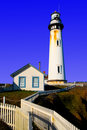 Free Pigeon Point Lighthouse Royalty Free Stock Images - 4575149