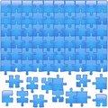 Free Glass Puzzle Aqua Royalty Free Stock Photo - 4575925