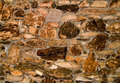 Free Reddish Stone Wall Texture Stock Photo - 4576180