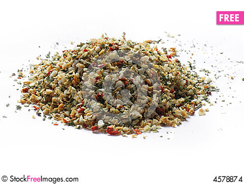 Free Pile Of Spice Stock Images - 4578874