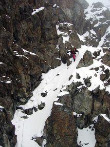 Free Climber Stock Photos - 4570183