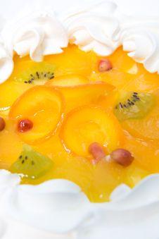 Free Close-up Tasty Cake Stock Photography - 4570262