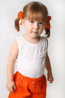 Free Little Girls Stock Photography - 4570812