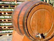 Free Wine Cask Stock Image - 4571701
