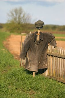 Free Scarecrow Royalty Free Stock Photos - 4571858