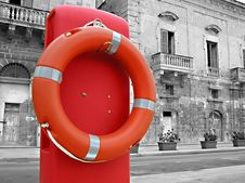Free A Life Bouy Royalty Free Stock Images - 4573369
