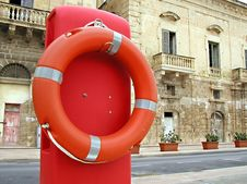 Free Life Bouy Stock Images - 4573374