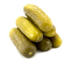 Free Full Sour Pickles Stock Images - 4574804