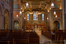 Free Inside Of Cathedral Stock Photo - 4574880