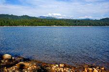 Free Lake In The Mountains Stock Photos - 4574943