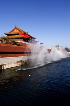 Free Beijing - Tiananmen Square Stock Image - 4575451