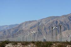 Free Wind Energy Royalty Free Stock Image - 4575846