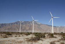 Free Wind Energy Royalty Free Stock Image - 4575986