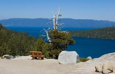 Free Emerald Bay Lake Tahoe Stock Photos - 4576563