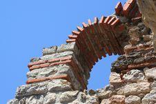 Free Part Of Brickwork Royalty Free Stock Photos - 4577238