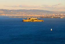 Free Alcatraz Island Royalty Free Stock Photo - 4578065