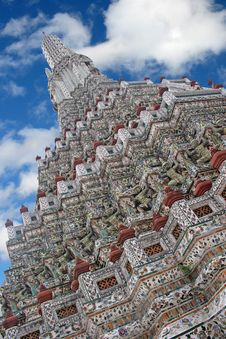 Free Wat Arun In Bangkok, Thailand Stock Photo - 4579100