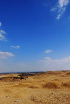 Free Desert Royalty Free Stock Image - 4579276