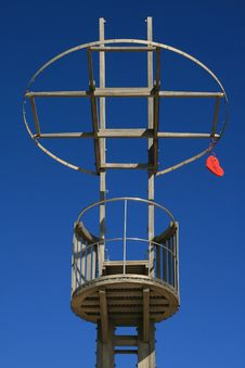 Free Monitoring Tower Royalty Free Stock Photography - 4579367