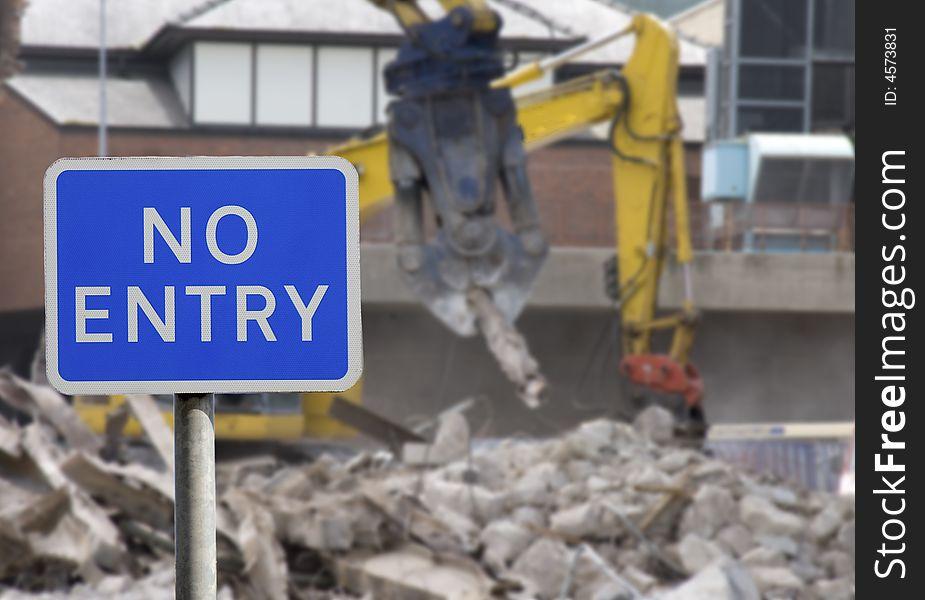 No Entry Sign 2