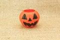 Free Halloween Jack The Lantern Pumpkin Royalty Free Stock Photo - 45718235