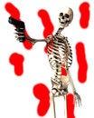 Free Skeleton And Gun 12 Stock Photo - 4580460