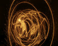 Free Star Flame Light Abstraction Stock Images - 4581214