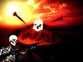 Free War Skeleton War Background 7 Stock Photo - 4581330