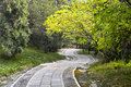 Free Path In Summer Palace Royalty Free Stock Image - 4587056
