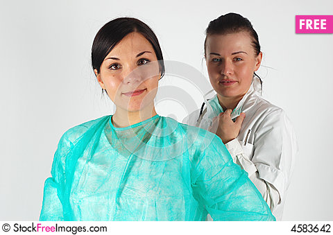 Free Team Of Doctors Stock Photography - 4583642