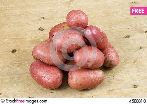 Free Red Potatoes Stock Photo - 4588810