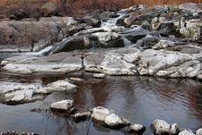 Free Karachunovsky Falls (small) Royalty Free Stock Photography - 4580157